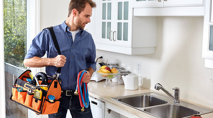 Rapid Emergency Plumber in Alexandria LA
